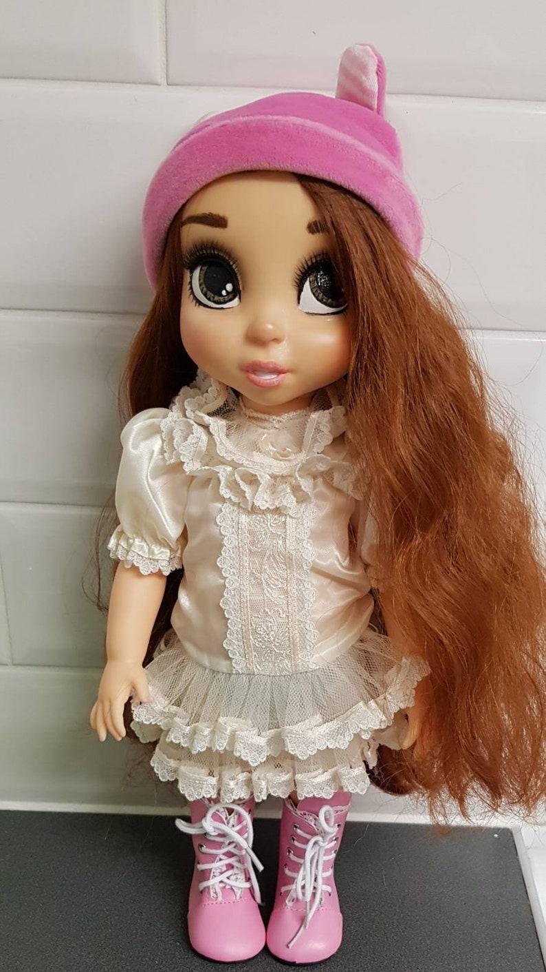 Ooak Disney animator doll reworked belle