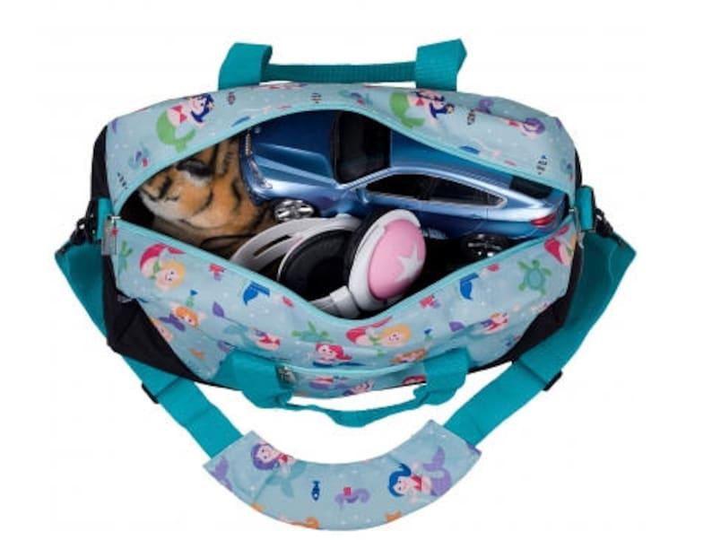 Personalized Girls Luggage Customs Girls Duffle Bag  16144435d7430
