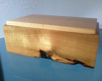 Poplar Keepsake Box