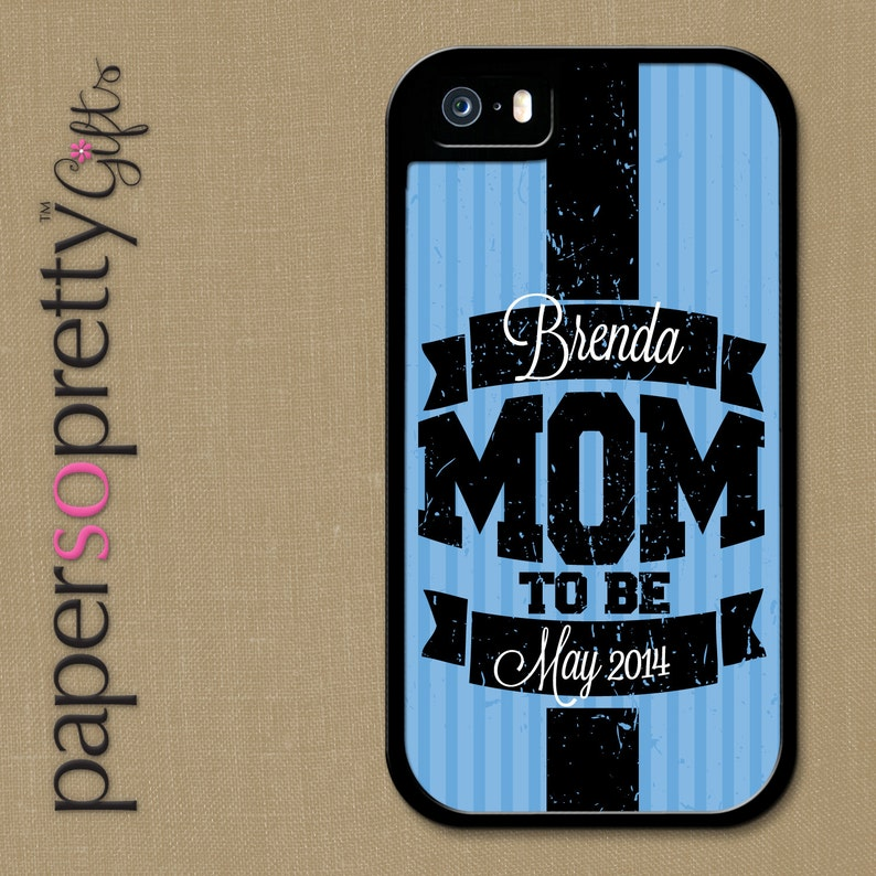 wholesale dealer 8fb10 c5599 Custom Name Phone Case,Personalized iPhone 6s Case, 6 Plus,5C, 5S, SE  case,Personalized Galaxy S6, S7, S5 Cell Phone Cover, Mom Blue, 153