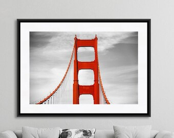 Victorian House with Bridge Carriage Wall Picture 8x10 Art Print