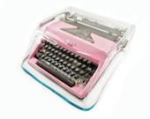 MEDIUM HEAVY DUTY Transparent Cover for Typewriter Olympia SM1, SM2, SM3, SM4, SM5, SM7, SM9, SM9, Monica, Dust Cover