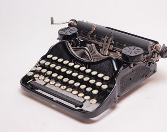 BEST GIFT! CORONA Nº4 - perfectly working vintage typewriter - Professionally Serviced - gift for a writer