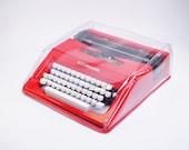 MEDIUM HEAVY DUTY Cover for Olivetti 25 - Medium Size Typewriter, Dust Cover
