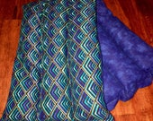 Microwave Heating Pad, Neck Wrap, Large or Extra Large, Neck,Back, Shoulder Pain Relief, Hot Cold Therapy, Flax, Heat, Scented Unscented.