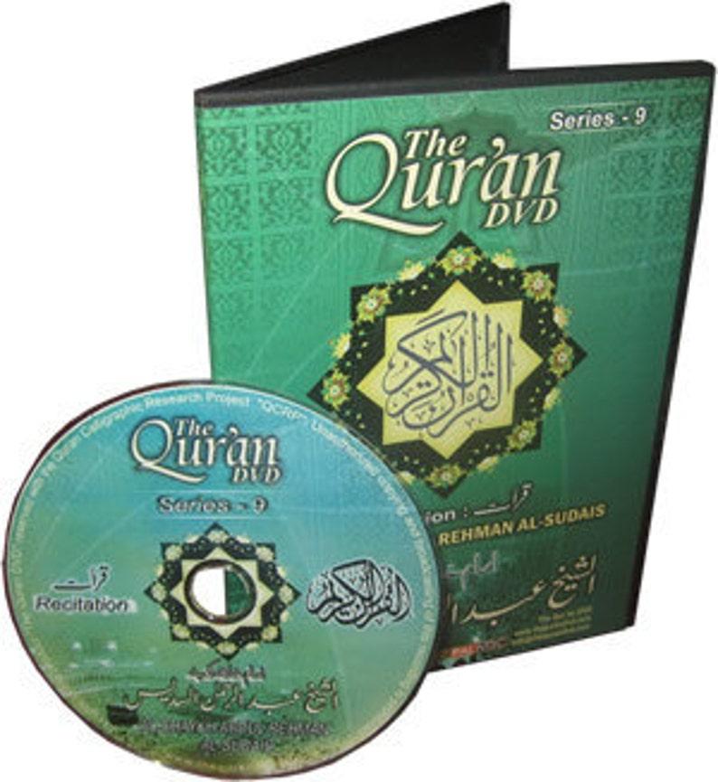Complete Quran on single dvd by Abdur Rehman Al Sudais