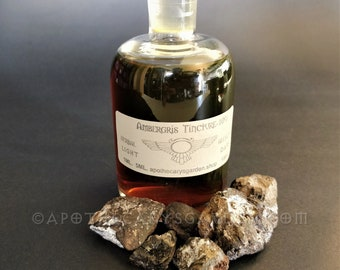 Ambergris Tincture-Brown-5 & 10% strength-2018-Musk-Aphrodisiac-for Perfume-Incense-With Musk, Marine and Dark Tobacco notes