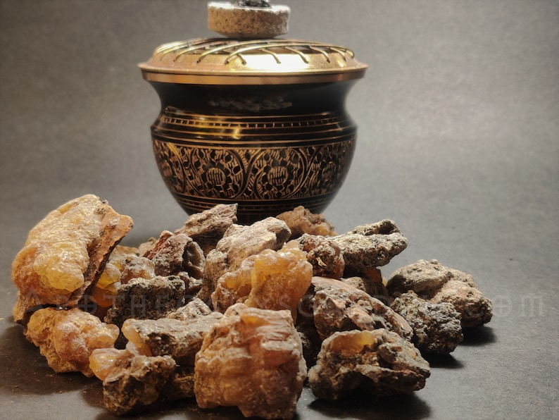 Palo Santo Resin-Sustainably Harvested-For Incense & image 0