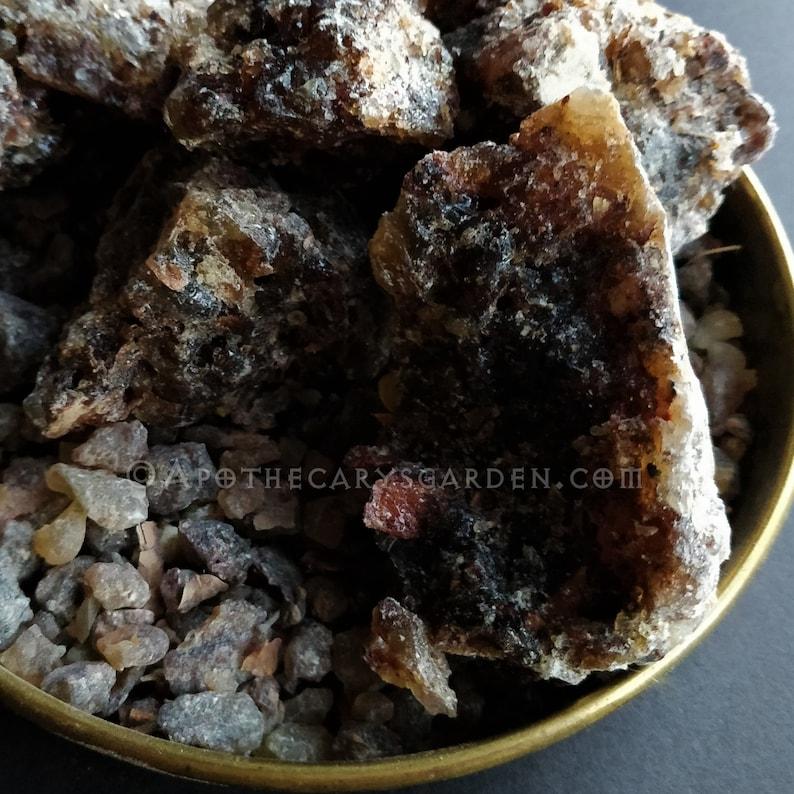 Black Frankincense-Boswellia Carterii Somalia. Honey sweet image 0