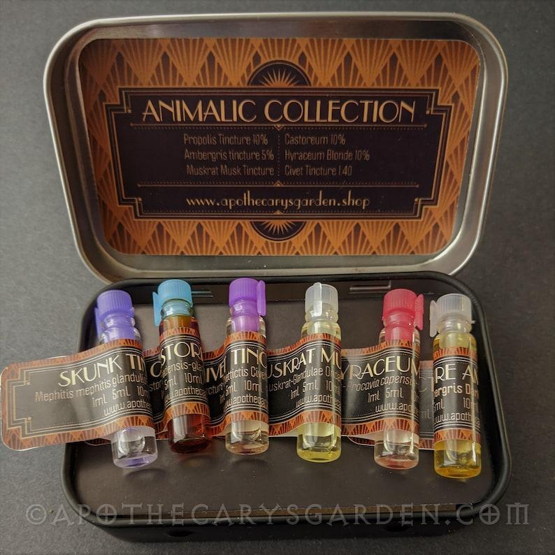 Musk-Animalic Collection-6 Classic Natural Musk perfume image 0
