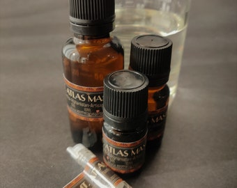 Terebinth Essential Oil-Mount Atlas Mastic-Pistacia Atlantica-Sustainable Harvest-Artisan Distilled in small batches-Afghanistan