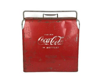 NEW OLD Vintage 1950 60 LOGO DRINK Coca Cola COMB Coke