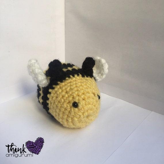 BEREIT zum Senden häkeln Biene Amigurumi gefüllte | Etsy