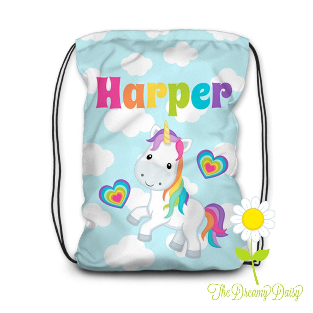 Toddler Drawstring Backpack- Fenix Toulouse Handball 789ba6a185ed5