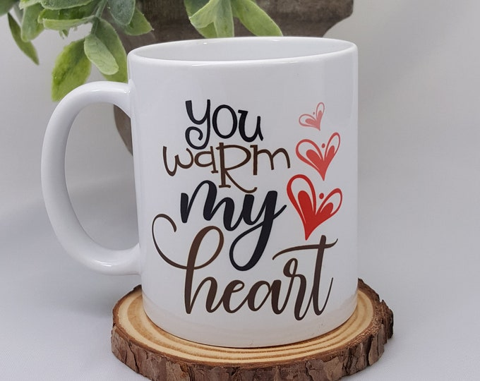 Sublimation Mugs - Personalized Vinyl Decal Items
