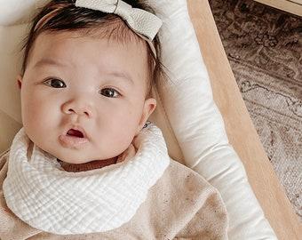 Baby Girl Bib Baby bib Drool Scarf Gauze Bib Set Gauze Bib Baby Boy Bib Cotton Bib Absorbant Build Your Own Bib