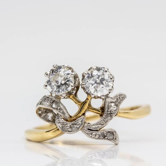Original Belle Epoque Diamond Ring