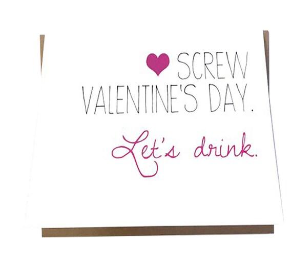 Der Galentine Tag Freund Valentinstag Karte Beste Freundin Etsy