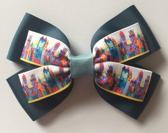 Small world bow