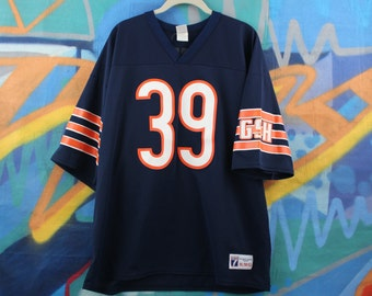 Chicago Bears NFL Curtis Enis football jersey