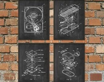 Computer Geek Wall ...