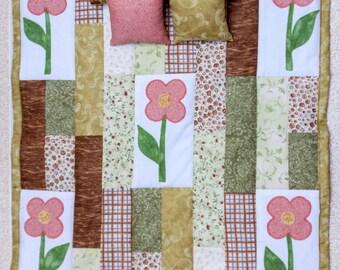 Flower Field Quilt BJD SD doll 1/3