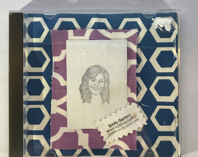 DIY Kits: Pop Icon Patches, Michelle Obama, First Lady