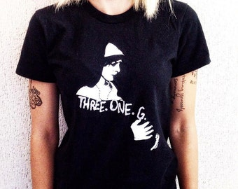 Three One G shirt