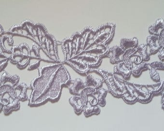 1 Scrapbooking Venice Guipure lace applique