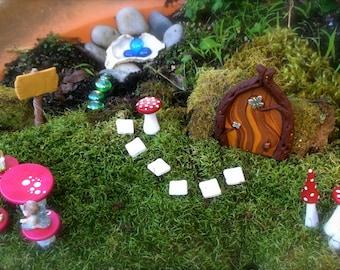 Pixie, Elf and Fairy Garden Kit : Handmade to Order