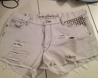 Custom Made Cut-Off Shorts