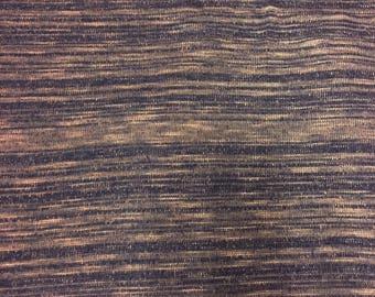 Light Weight Sweater Knit Stripe Print Fabric