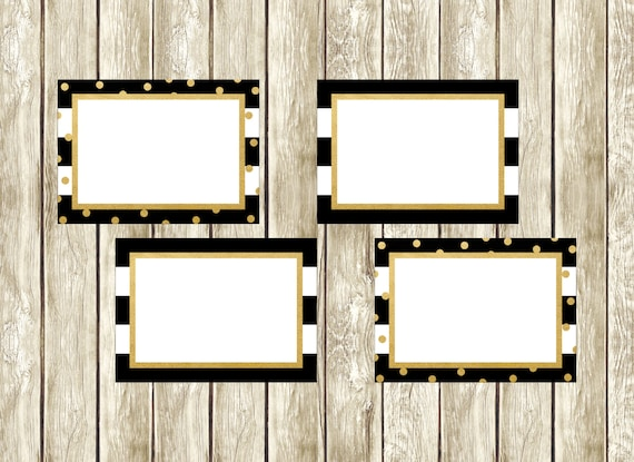 image regarding Gold Printable Labels known as Black White and Gold Food items Labels, Printable Food items Labels, Electronic Foodstuff Labels, Printable Labels, Pretend Gold, Lender Foodstuff Labels , 003, 014
