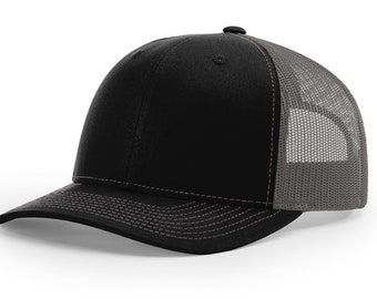 23244df69b5 one dozen Richardson 112 trucker cap hat blank for decorating embroidery.  AustinTshirts  74.99 FREE shipping