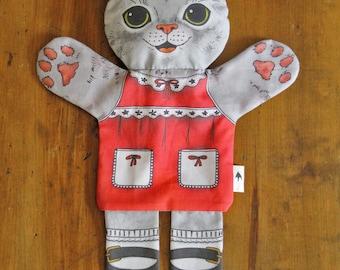 Kitty Hand Puppet