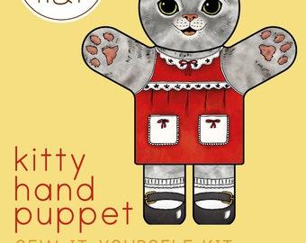 Kitty Hand Puppet Kit