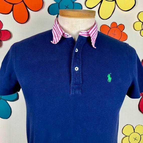 Vintage 80s / 90s Ralph Lauren Polo Shirt / VTG R… - image 3