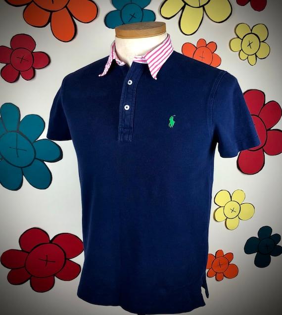 Vintage 80s / 90s Ralph Lauren Polo Shirt / VTG R… - image 1