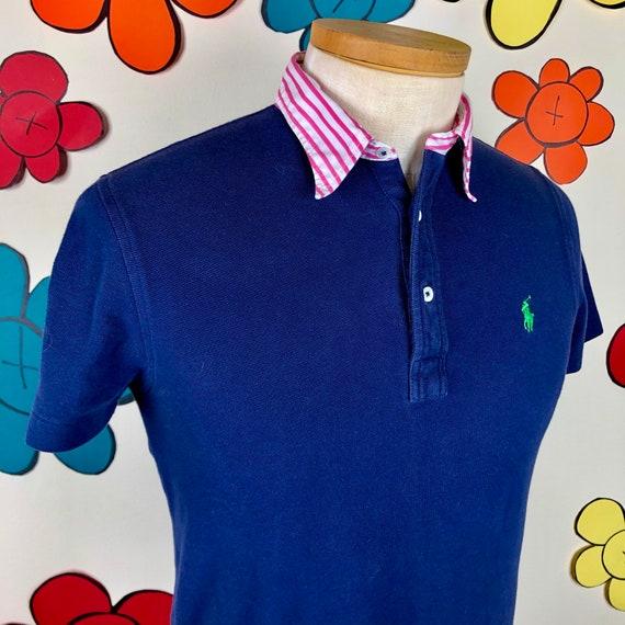 Vintage 80s / 90s Ralph Lauren Polo Shirt / VTG R… - image 4