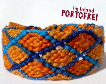 Frienship Bracelet, Bracelet, Embroidery Floss Bracelet