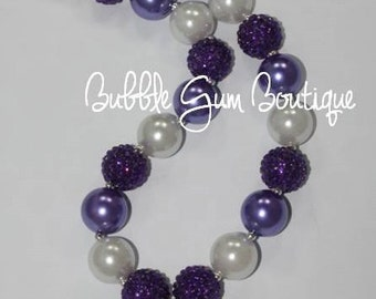 Relay For Life Bottle Cap Necklace