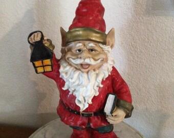 Vintage Gnome Book Etsy
