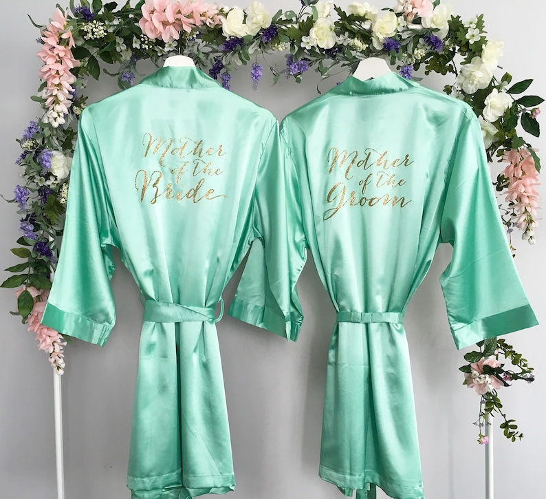 e63357e0cc7 Mother of the Bride Gift Robe Mother of the Groom Gift Robe