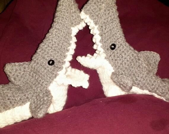 Funny SlippersWomens slippers Shark slippers shark shoes  e485c7c841