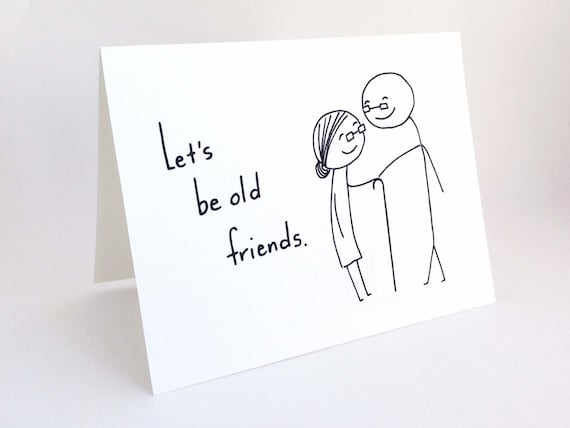 Funny Love Card For Girlfriend Romantic Birthday Card For Etsy