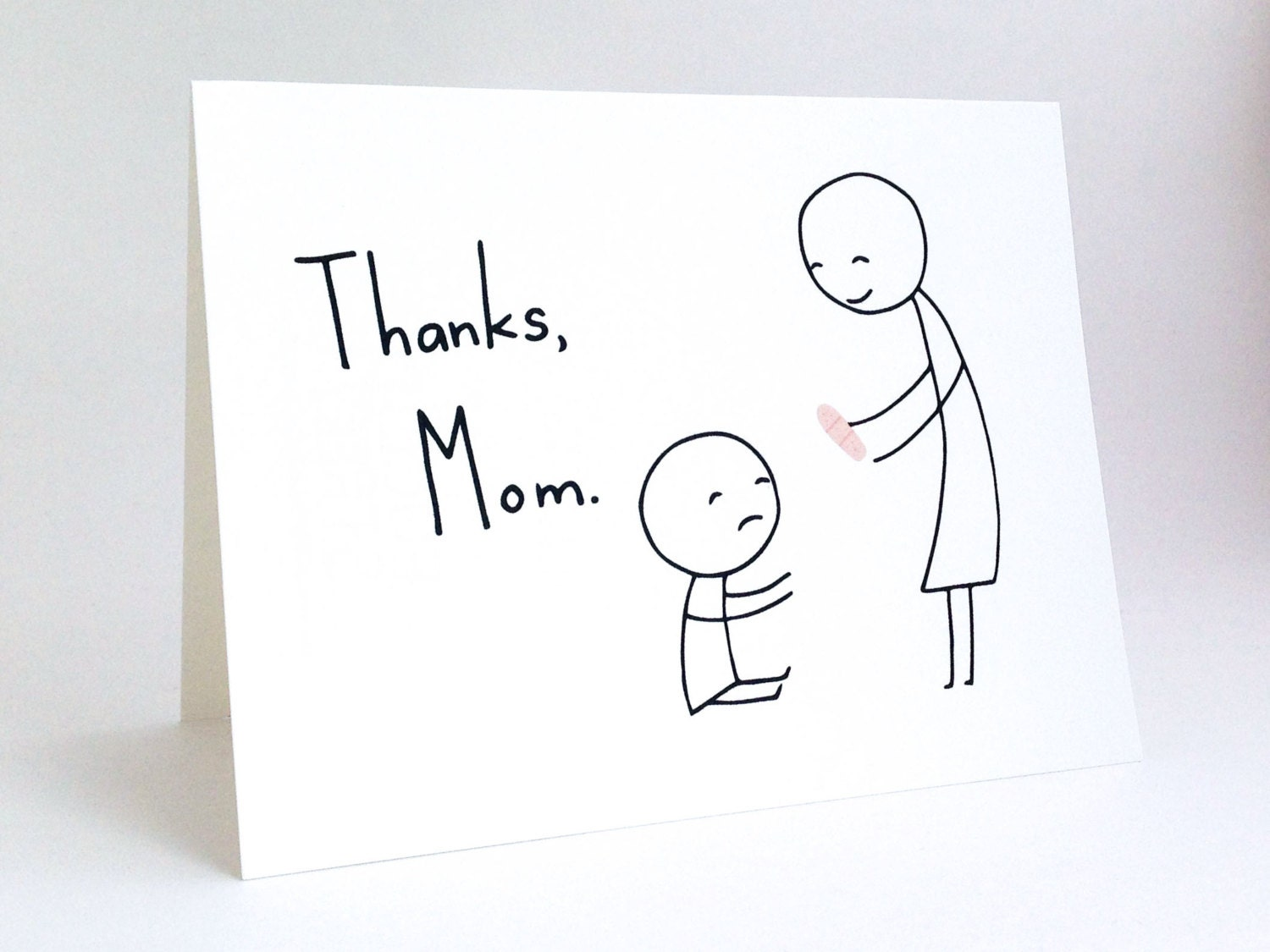 Cute Mothers Day Card Funny Birthday For Mom