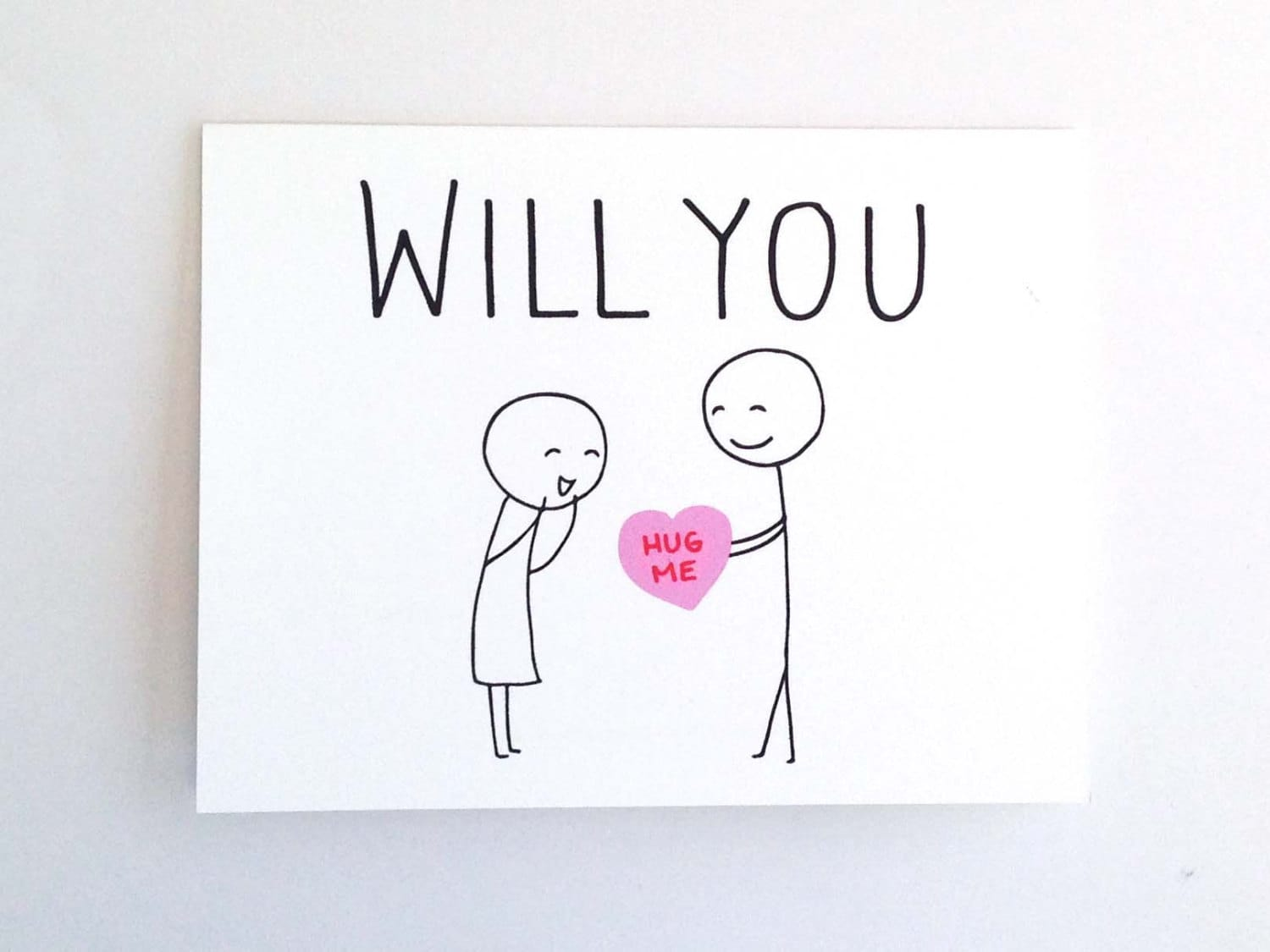Youre My Favorite Card Valentines Day card , handmade