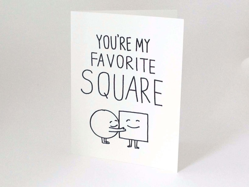 Funny Love Card Friendship Romantic Birthday