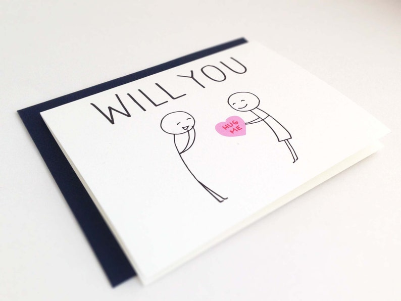 Valentines Day Card - You Octopi My Thoughts - Valentines