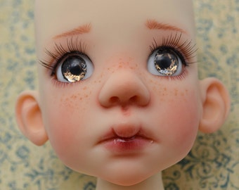 Hand Made One of a Kind Custom Color BJD Eyes